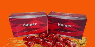 Kẹo sâm Hamer