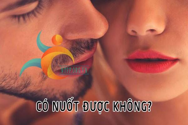 Gel bôi trơn Durex có nuốt được không?