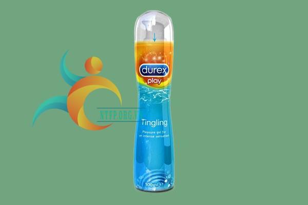 Các loại gel bôi trơn Durex tốt nhất hiện nay