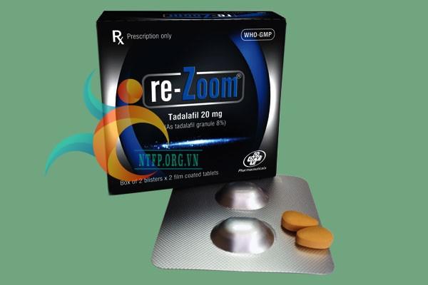 Re-Zoom là thuốc gì?