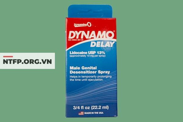 Dynamo Delay là thuốc gì?