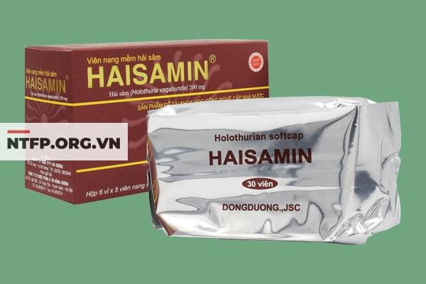 Haisamin là thuốc hay thực phẩm chức năng?