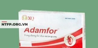 Thuốc Adamfor