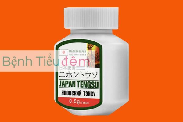 Hình ảnh lọ Japan Tengsu 0.5g