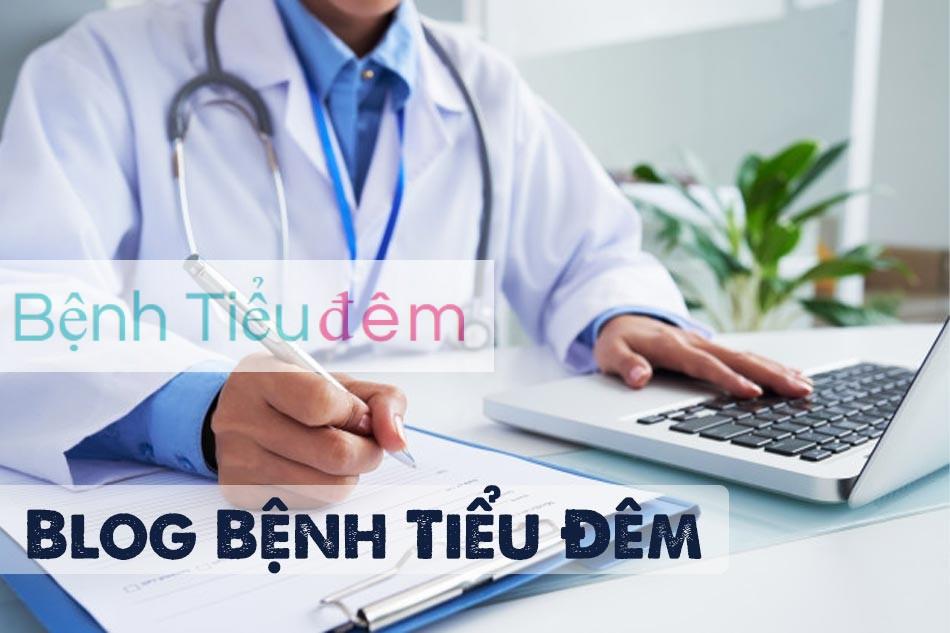 Website sức khỏe và y tế: Bệnh Tiểu Đêm