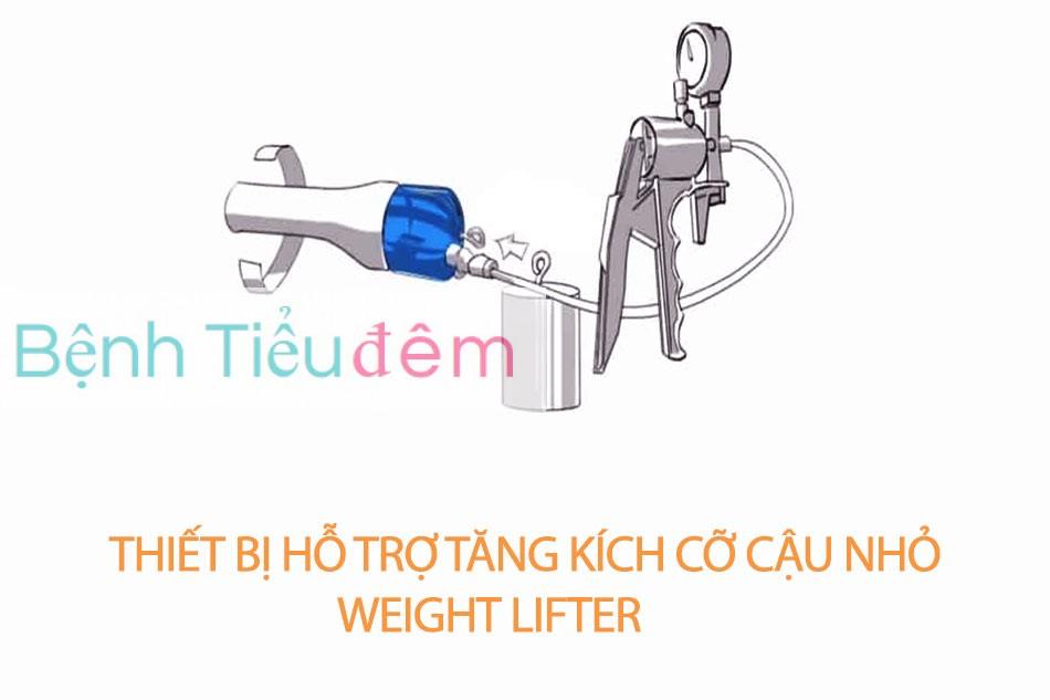 Máy treo Weight lifter
