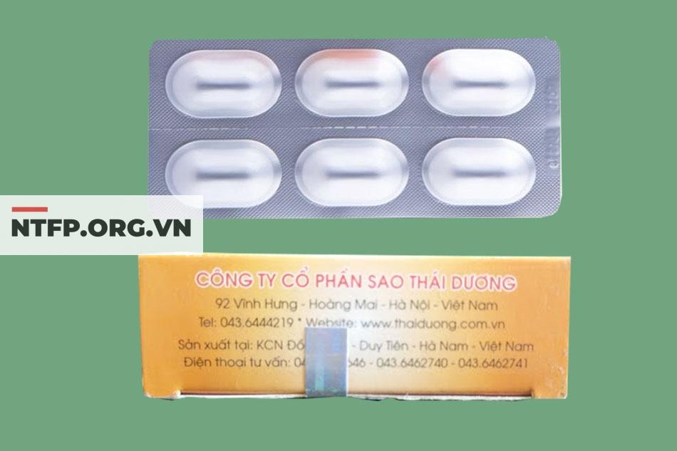 Lưu ý sử dụng Viên uống Dạ Minh Châu