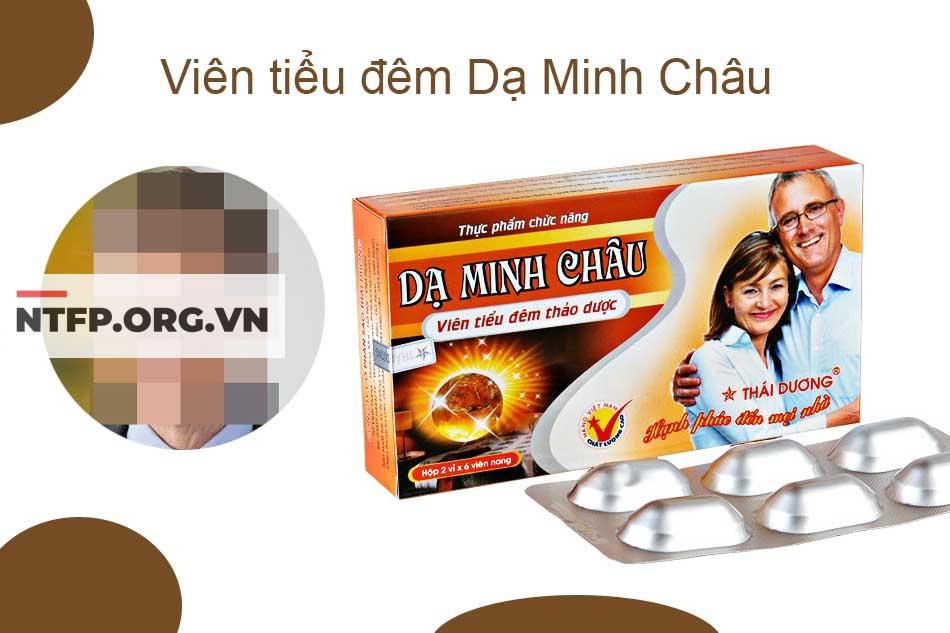 Review viên tiểu đêm Dạ Minh Châu